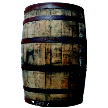 Oak Whiskey Barrels - 50 Gallon