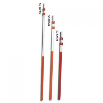 Heavy Duty EXP Telescoping Aluminum Poles