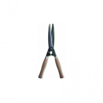 Wooden Handled Straight Blade Hedge Shear