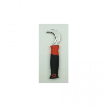 Landscape/Harvest Knife - Hooked - Serrated