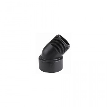 Polypropylene Street Elbow - 45°