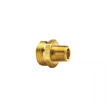 Brass Adapters - Male GHT X Male NPT