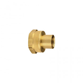Brass Adapters - Female GHT X Female NPT