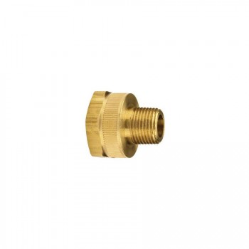 Brass Adapters - Female GHT X Male NPT