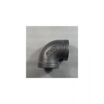 Stainless Steel F X F Pipe Elbow - 90°