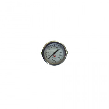 GG Glycerin-Filled 2½″ Gauges - Stainless Steel - CBM
