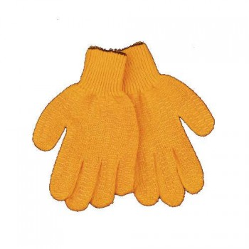 Golden Knit Glove - Web Grip