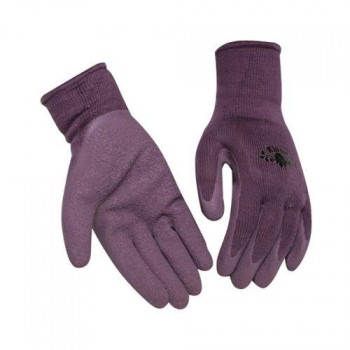 Latex Coated Bamboo Gloves - Women