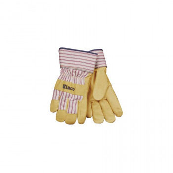Unlined Pigskin Leather Gloves