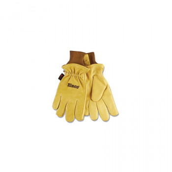 Lined Pigskin Leather Gloves