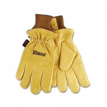 Lined Pigskin Gloves