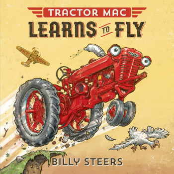 Tractor Mac Learns to Fly!