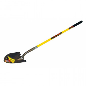 Structron® Turn-Step Closed Back Shovel - Long Handle