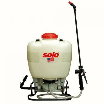 Diaphragm Pump Backpack Sprayer - 4 Gallon
