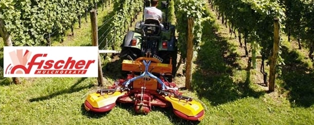 Get the Best in Orchard Mowing with Fischer Mowers and Attachments!