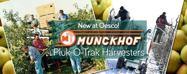 The Pluk-O-Trak Harvesting Platform Offers an Innovative Take on Traditional Crew Pruning Methods