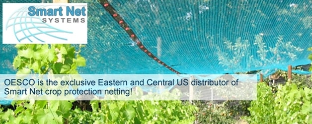 We Are the East Coast US Distributor for Smart Net Systems Netting