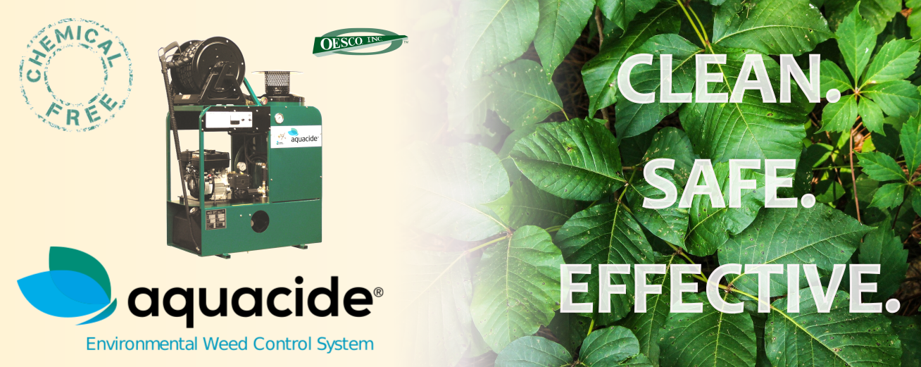 Aquacide Environmental Weed Control - Organic, Safe and Effective!